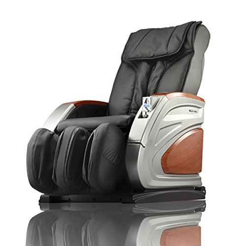 BestMassage Dollar Bill Coin Deluxe Massage Chair Kneading Rolling Tapping