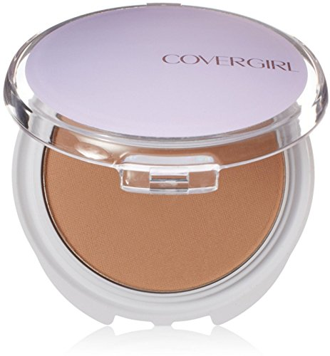 CoverGirl Advanced Radiance Age-Defying Pressed Powder, Natural Beige [120], 0.39 oz (Pack of 3)