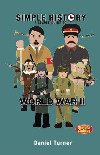 Simple History A simple guide to World War II product image