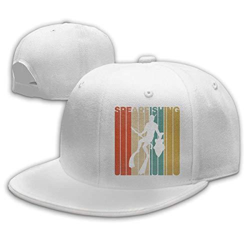 OOworld Cappello papà da Baseball da Uomo Regolabile in Stile Vintage da Pesca Subacquea da Donna