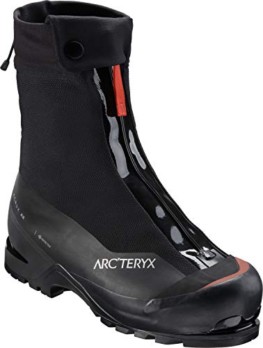 Arc'teryx Acrux AR Mountaineering Boot | Insulated Boot | Black/Black, 10.5