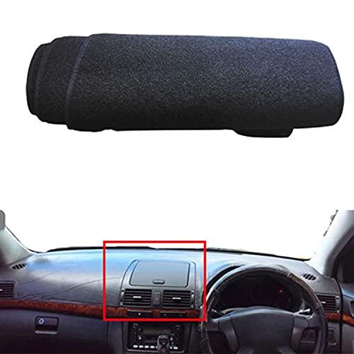 NUIOsdz Cubierta interior para salpicadero de coche, alfombrilla para salpicadero, cojín para alfombra, parasol, para Toyota Avensis 2005 2006 LHD RHD