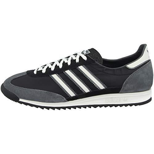 adidas FV9784-9, Zapatillas para Correr Unisex Adulto, Negro Gris, 44 EU