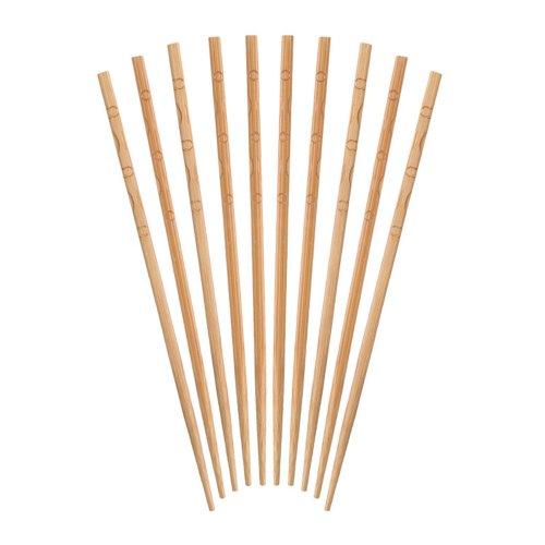 KitchenCraft Aromawelt träätpinnar, japansk stil, 24 cm, 10-pack