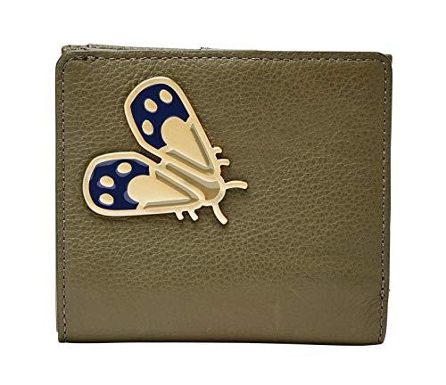 Fossil Caroline Mini Wallet RFID Rosemary