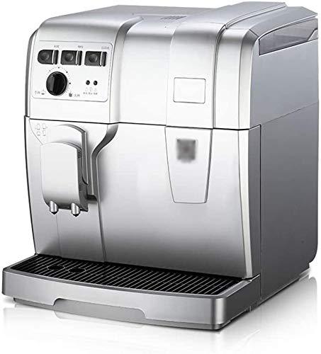 Im italienischen Stil Haus Kaffeevollautomat for Gewerbe Hochdruck Konzentrierter Dampf Schäumende Maschine mit Schleifen Bohnen 1.5L Fashion Komfort jszzzjszzzjszzz