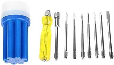 Spartan BS-02 8-Pieces Screwdriver Kit (Multicolour)