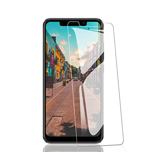 RIIMUHIR Vetro Temperato Compatibile con Xiaomi Redmi Note 6 PRO, Pellicola Protettiva Protezione Schermo per Xiaomi Redmi Note 6 PRO Durezza 9H, Anti-Impronte, HD Alta Trasparenza (3 Pezzi)