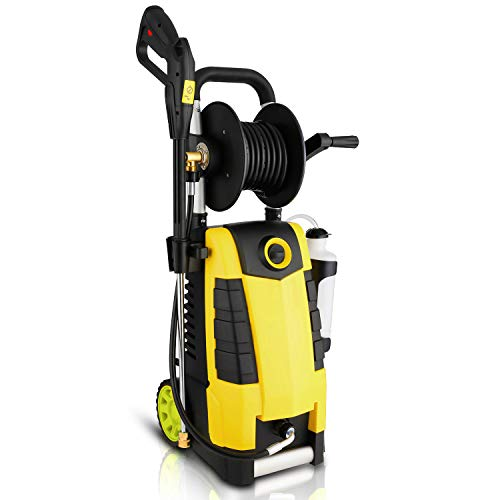 Fantastic Prices! KIMION Electric Pressure Washer Power Washer