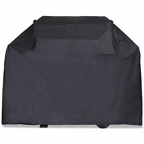 Housse imperméable pour barbecue extérieur Maison Jardin pluie poussière pour barbecue grill à gaz de protection d'écran...