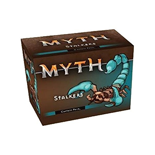 Myth: Stalker Captain Pack