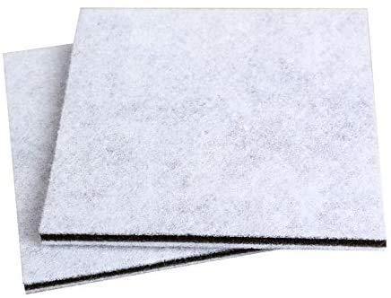 YAJIWU Recambios de filtro de aspiradoras 2 piezas/lote de filtro HEPA 150 x 150 mm Filtros compatibles con Kacher Electrolux Aspiradoras Piezas Accesorios Hogar Accesorios