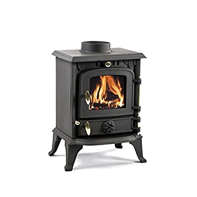 Mazona Signet 4kW Wood Burning Multi Fuel Stove JA013s
