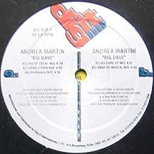 David Anthony & Andrea Martin - Big Dave - Dig It International - DIG 029-1