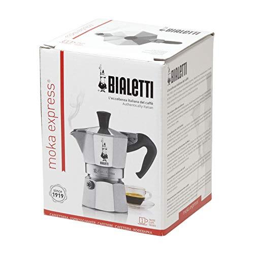 Bialetti ビアレッティ 直火式 モカエキスプレス 1カップ [3096]