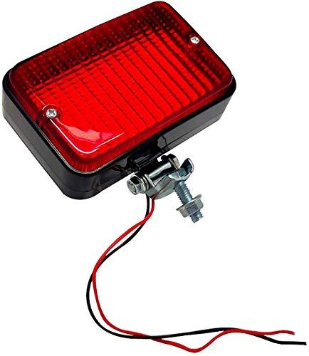 LED Arrière Feu-brouillard Avant Queue/Arrêter La Lumière De La Lampe pour les camions Remorques De Tracteurs 12V -12002301