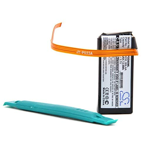 NX - Akku MP3/MP4/Multimedia 3.7V 700mAh - 616-0232 ; 6160232 ; E179009 ; EA-MP2