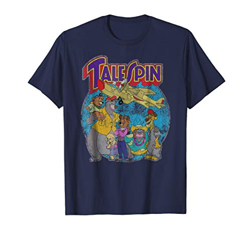 Disneys TaleSpin Graphic T-Shirt