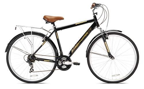 Kent Springdale Hybrid Bicycle Black, 29 inch