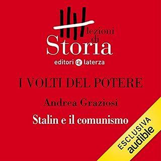 I volti del potere - Stalin e il comunismo copertina