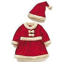 È realizzato con materiali in morbido velluto, non c'è alcun danno alla pelle dei tuoi bambini. I bambini avrebbero un grande ricordo di Natale con questo costume da Babbo Natale. Dimensioni: 70, 80, 90, 100, 110, 120, 130, 140, 150, 160. I ragazzi e...