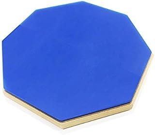 練習用トレーニングパッド 12インチ タイプB 片面タイプ (ケース付き)/Xiny LmPercussion drum practice pad (ブルー)