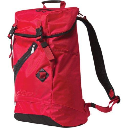 ALPINESTARS Tracker Pack Backpack Red Rucksack 1032-91011 Alpinestars Bags