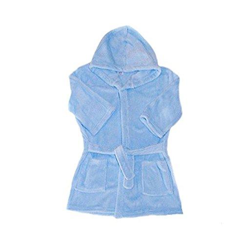 Soft Touch - Peignoir - Bébé (fille) 0 à 24 mois bleu bleu - bleu - Small