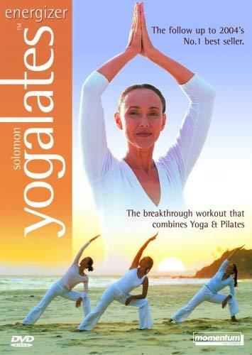 Yogalates Energizer [DVD] [Reino Unido]