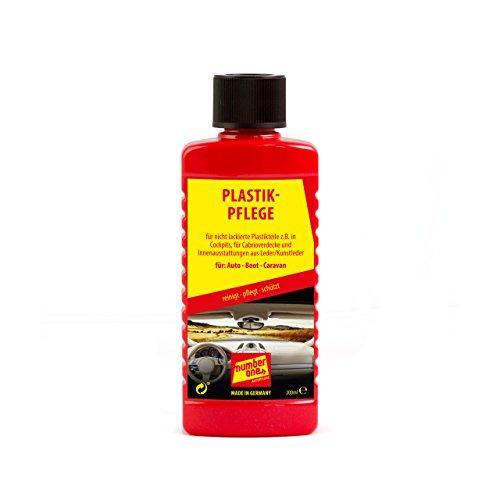 Preisvergleich Produktbild Number One 1004 Plastikpflege / Plastikreiniger 200 ml