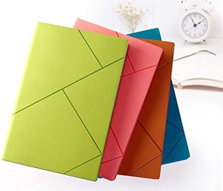 punto de venta OIBHFO Home 4pcs útil útil útil 288Páginas Color Claro Cuaderno Diario del Estudiante del Estilo (verde)  costo real