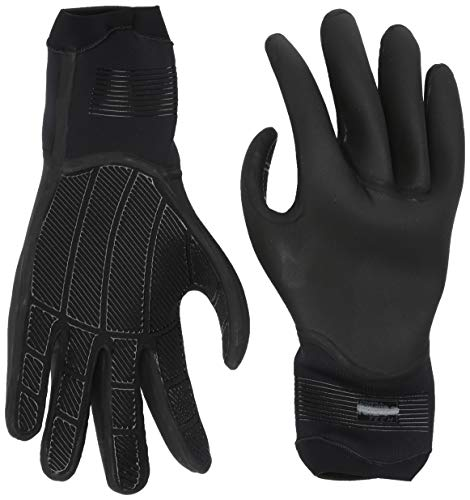 O'Neill Psycho Tech 3mm Gloves, Black, Small