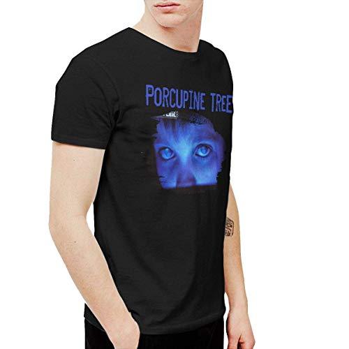 [Adam L] Porcupine Tree Fear of A Blank Planet Men's T-Shirts Black