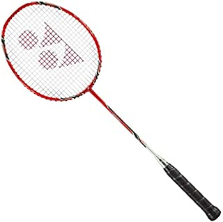 Yonex Voltric Badminton Racket With Full Cover Pre Strung High Tension Graphite Racquet