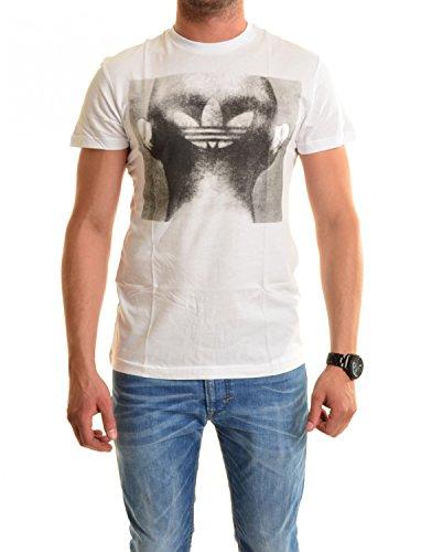 adidas Originals Jeremy Scott - Camiseta de manga corta para hombre