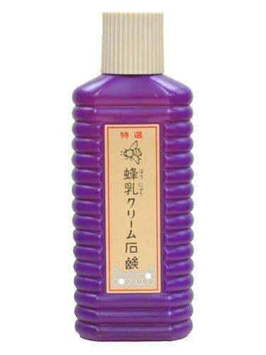 蜂乳 クリーム石鹸(大) 200CC