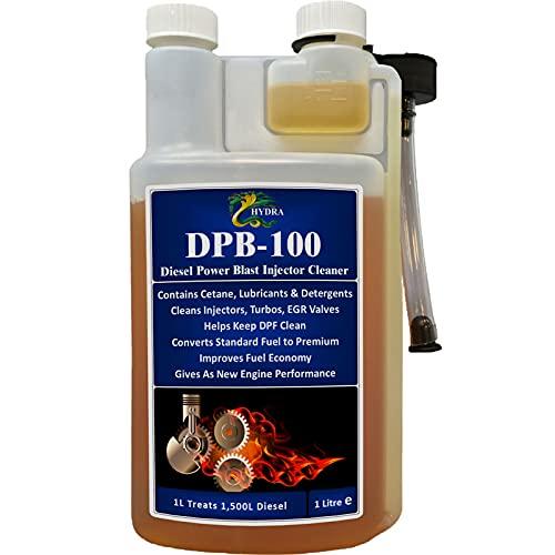 HYDRA DPB-100 Diesel Power Blast Fuel Injector Cleaner Cleaning diesel...