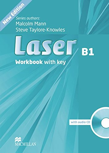 Laser B1/Workbook with Audio-CD and Key