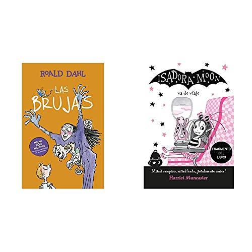 Las Brujas (Colección Alfaguara Clásicos) + Promoción fragmento del libro Isadora va de viaje. Edición especial no venal
