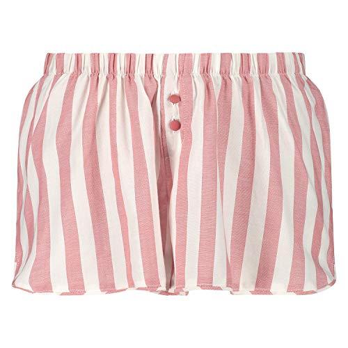 HUNKEMÖLLER Shorts Stripe Rot 2XL