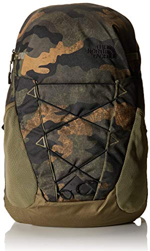 The North Face Zaino Cryptic, Olive Green Camo