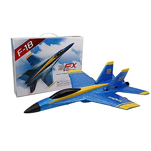 KCGNBQING 2 CH RC Avión RC Avión listo para...