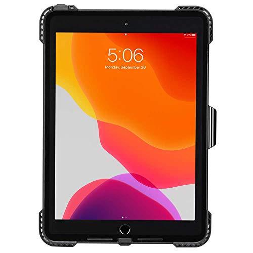 Targus SafePort Robuste Schutzhulle mit Stander fur iPad 20172018 Schwarz