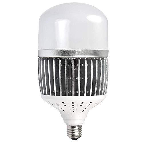 MENGS - Bombillas LED E27 50 W Industrial Globe Luz