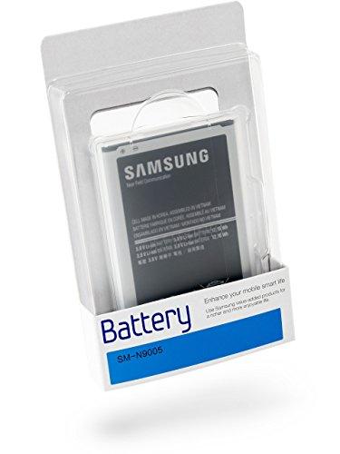 Samsung EB-B800BEBECWW - Batería de recambio original para Samsung Note 3 SM-N9000, SM-N9002 y SM-N9005, en embalaje original sellado