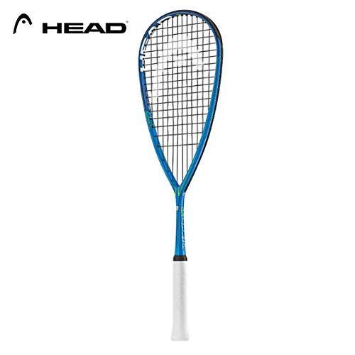 HEAD Graphene Touch Speed 120 Slimbody Squash Racquet - Pre-Strung Even Balance Racket