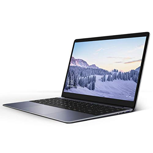 CHUWI HeroBook Laptop Computer Windows 10 PC, 14.1' 1080P Display, Intel Atom X5-E8000 Quad Core, 4GB RAM/64GB eMMC and Extra 256GB SSD, 1TB M.2 SSD Slot, Thin and Lightweight