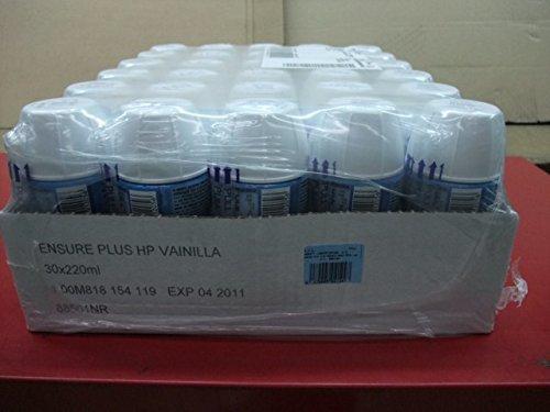 Ensure Ensure Plus Hig Protein Vaini 220M 30 Bo 6600 ml