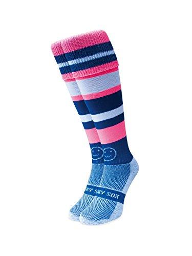 WackySox Bobby Dazzler Sport-Socken Junior Shoe Size 12-2