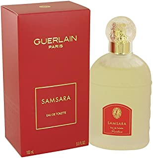 Samsara By Guerlain Womens Eau De Toilette (EDT) Spray 3.4 Oz